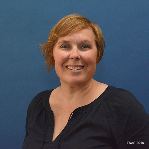 Photo of Amy Knight