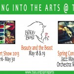 Spring Into the Arts