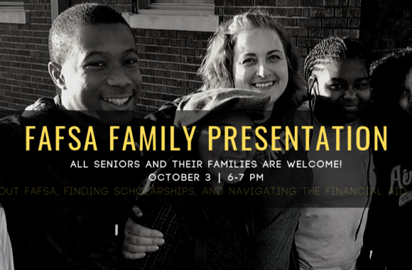 FAFSA FAmily presentation